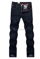 High Quality New Style Cheap Boy's Fashion Denim Jeans