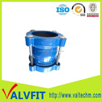 ductile iron joint universal coupling