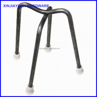 construction building material steel rebar chair slab bolster/ bar chair tipped
