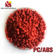 pcabs alloy compound modified PC/ABS alloy plastic resin