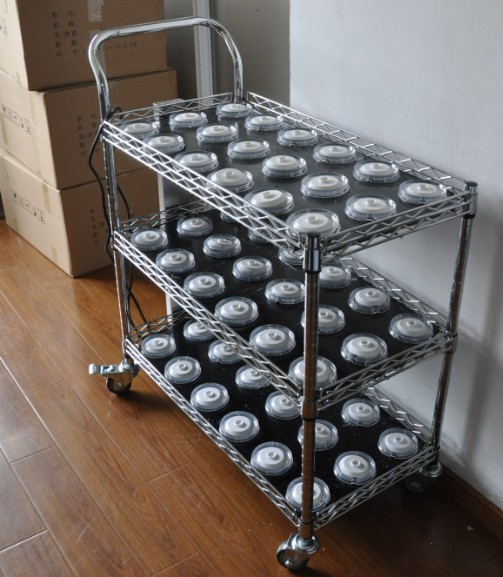 Tops-lighting 54 Lamps charging trolley
