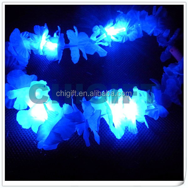 Kukui Nut Leis Wholesale Light Up Hawaiian Leis