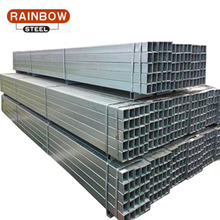 Shopping websites galvanized square steel pipe