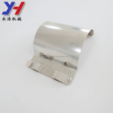 Manufacturer customized stainless steel pipe clamp 3/4