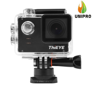 Thieye E7 ICatch V50 34112 2.0 Inch LCD Diving Action Camera WiFi 4K 30FPS EIS 170 FOV Voice Control - Black