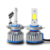 TOP Sales Auto 3200lm 30W 2PCS epistar COB car LED headlight H4 H7 H8 H9 H11 9005 9006 headlight for car factory prices
