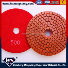 Rought grit pad / diamond polishing pad / marble polishing pad