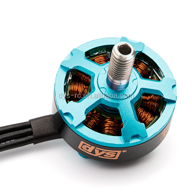 DYS Sumguk motor Wu 2206 2400KV 2700KV CW 3-6s 16x16mm mounting hole for FPV racer 180/210/220