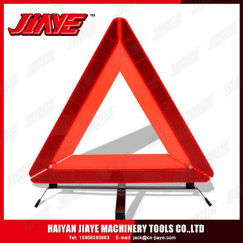 Safety Products Traffic Car Warning Triangle