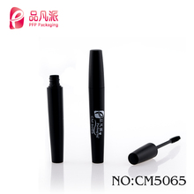 High grade classic plastic round empty mascara container with good air-tightness