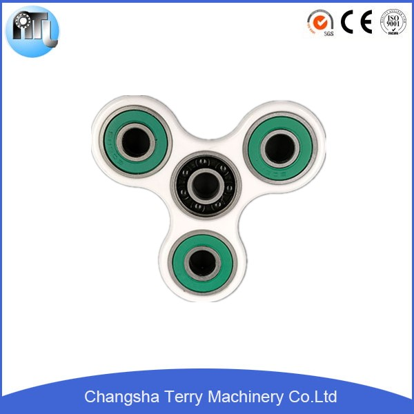 Long Life colorful deep groove ball 608 full ceramic bearings for fidget spinner