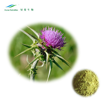 Dietary Supplement Water Soluble Milk Thistle Extract 40% Silymarin by UV-VIS