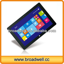 New Desigh Hot Selling Inter Z3735 CPU 2GB Memory 10 inch IPS Screen Windows 8 Tablets 64GB
