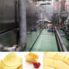 Guaqiao Brand Chips Production Line
