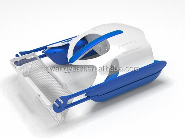 Robotic Swimming Pool Cleaner Pool Surface Leaf Skimmer Buy Pool Robot Skimmer Pool Surface