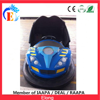Elong high quality kids bumper car Indoor on sale