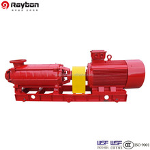 D Type High Pressure Horizontal Centrifugal Multistage Industrial Electric Water Pumps
