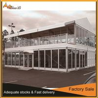 zhaoli 10x10m Double Deck Event Tent on promotion