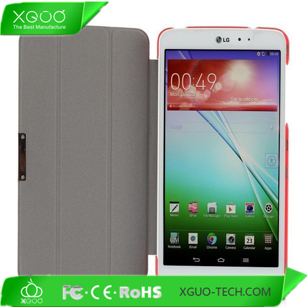 smart magnet flip case cover for lg g pad 8.3