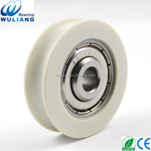 High Quality S608ZZ aluminum window & door pulley with bearing S608z