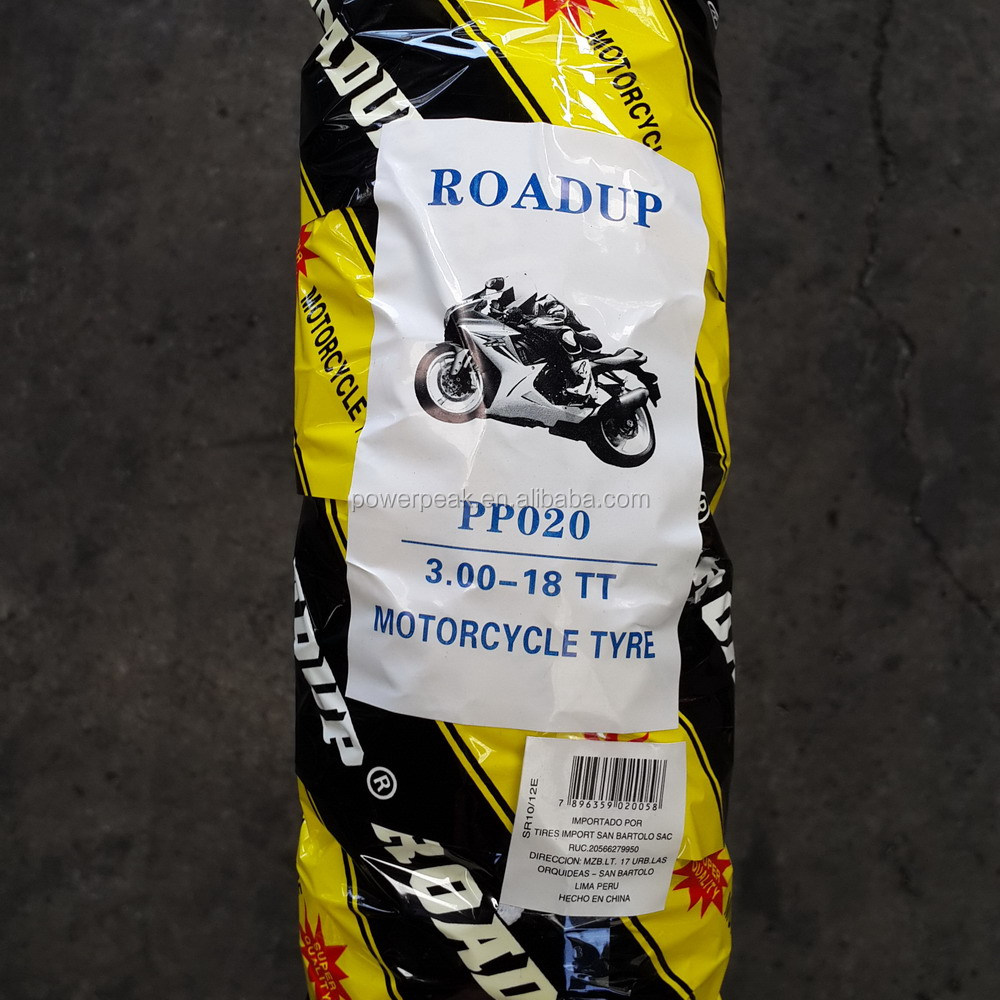 Rear and front motorcycle tyre 275-17 275-18 300-18 and 300-17