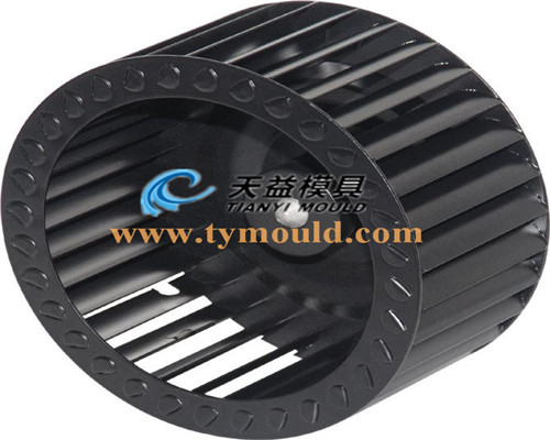 Good quality air conditioner centrifugal plastic fan blade mould