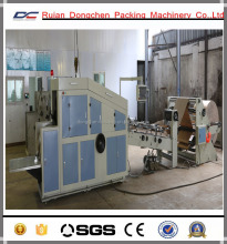 V bottom food paper bag making machine for KFC or McDonald's