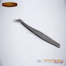 Private label Eyelash extention hot sale Makeup tools Tweezers