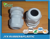 Customized plastic rubber seal part for auto