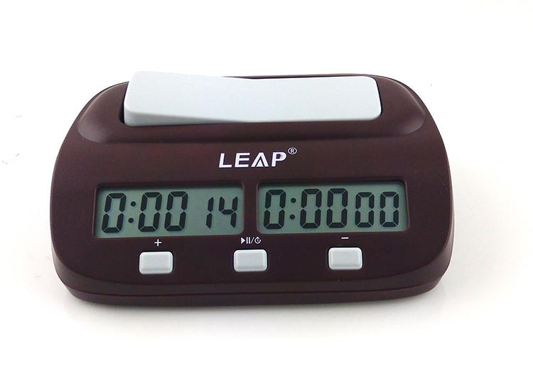 LEAP PQ9907S digital school and home basic chess clock