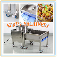 New design Auris brand commercial popcorn machine/ball shape popcorn machine with best price