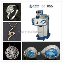 Huahai Laser China Best Factory Price Jewellery Gold Silver Laser Spot Soldering Machine