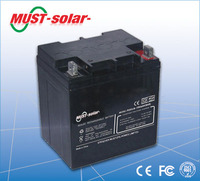 <MUST Solar>front terminal Sealed Lead Acid Batteries 12v 180ah