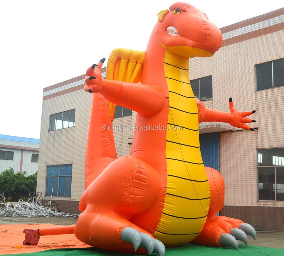 inflatable dragon factory supply