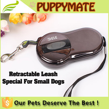 Retractable Dog Lead, Extendable Training Lead 2M Leash - Up to 10KG