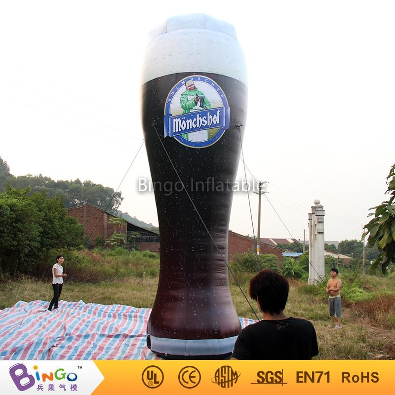 Hot selling inflatable beer can advertising model made in China