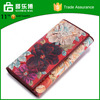 Office Shopping Wallets Women Shell Pattern Genuine Leather Wallet bags for Women