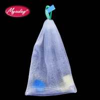 FS-004 new products 2016 face wash net for facial bubble net for facial mesh sponge