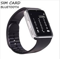 Smart Watch Clock Wristwatch Sync Notifier Support Sim Card Bluetooth Connectivity Apple iphone Android Phone Smartwatch Watch