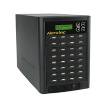 "Aleratec 1:31 USB HDD Copy Tower SA - Stand-Alone 1:31 USB Flash Drive and External 2.5"" USB Hard Drive Duplicator"
