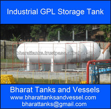 """Industrial GPL Storage Tank"""