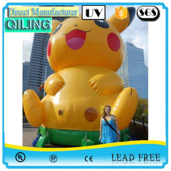 QL toys newest durable xxl inflatable replica for advetising