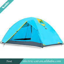 Dome Family Tent Folding Waterproof Outdoor Easy Open Camping Tent