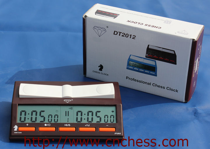 DT18 high-quality Diamond digital chess clock