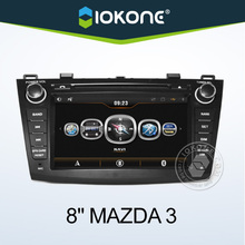 Car DVD Player with gps for Mazda 3
