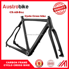 cyclo cross bicycle frame carbon cyclocross bike disc design in Austria