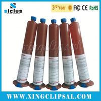 china supplier 50ml clear uv glass glue for ipod iphone ipad refurbishment
