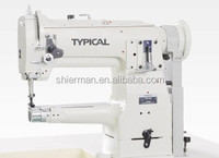 Typical TW3-S335 leather bag sewing machine used