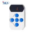 Multi frequency home automation code copy usb charger remote control
