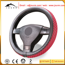 Promotionalice silk steering wheel cover for toyota land cruiser prado parts